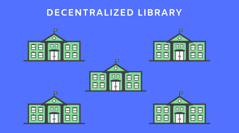Decentralized Peer-to-Peer Networks Distributed