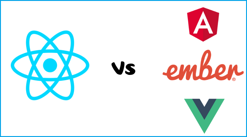 How React.js Library is Different From Popular Frameworks