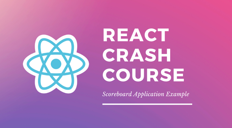 React Crash Course for Beginner